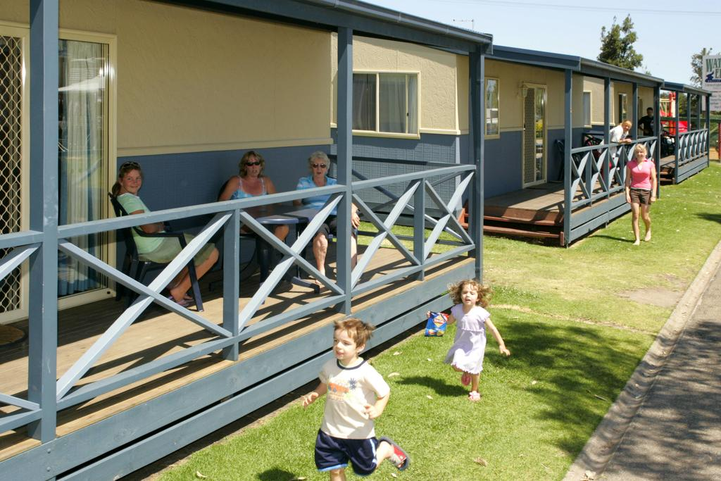 BIG4 Waters Edge Holiday Park
